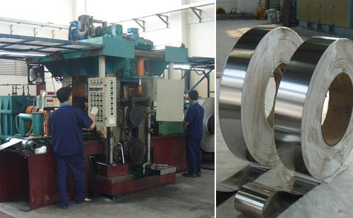 不锈钢带生产厂家